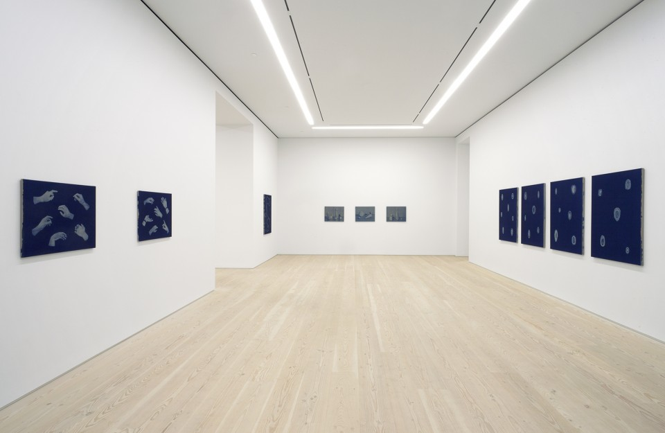 John Opera: Installation view