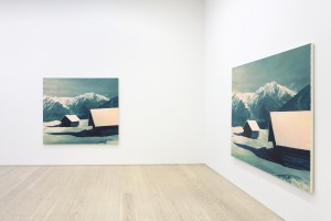 "Installation view of Mitsuko Miwa ""Imaginary Number"""