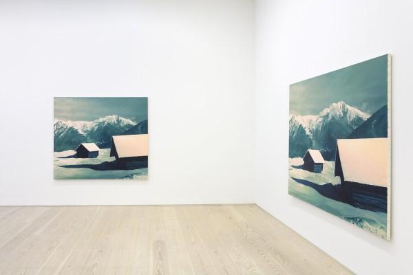 "Installation view of Mitsuko Miwa ""Imaginary Number"""