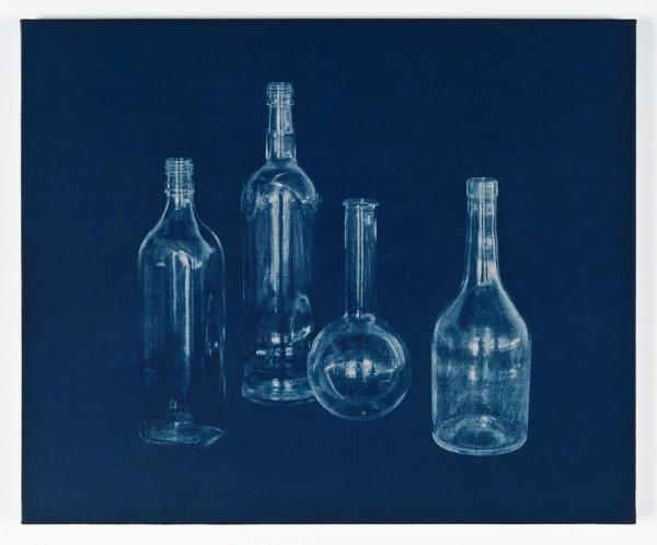 Bottles I, 2012
